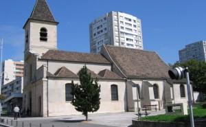 Eglise Saint Leu BAGNOLET