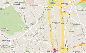 Porte Montreuil